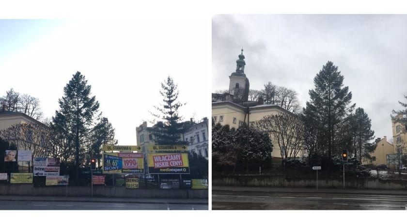 Efekt przyjęcia uchwały krajobrazowej w Cieszynie, źródło wwwbbfan.pl.